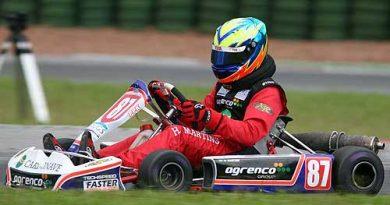 Kart - Brasileiro: Adaptação aos pneus é o grande desafio para os pilotos da categoria Júnior
