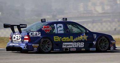 TC2000: Orsi está na Argentina para testar na categoria