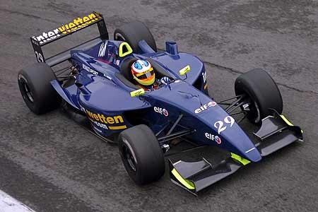 World Series: Iaconelli disputa rodada dupla em Spa-Francorchamps
