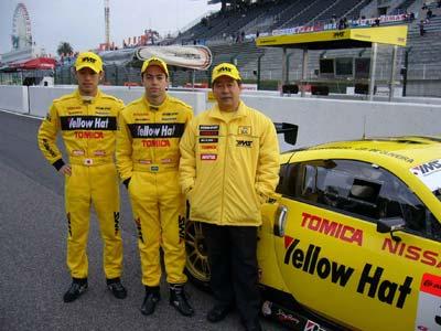 Outras: João Paulo testa dois dias com Nissan da Super GT
