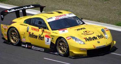 Super GT: João Paulo faz quinto tempo em teste coletivo no Japão