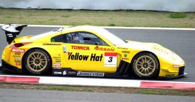 Super GT: João Paulo faz terceiro tempo nos treinos em Fuji