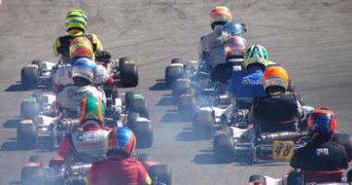 Kart: Farroupilha recebeu uma disputada 2ª etapa do Sul-Brasileiro