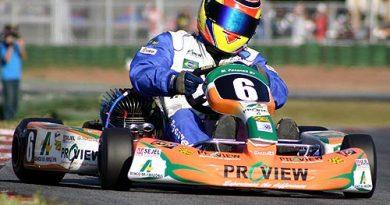Kart - Brasileiro: Marcio Pasaneli quer o título brasileiro