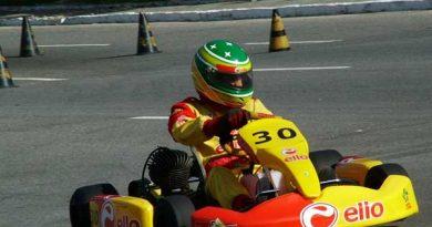 Kart: Matheus Borges Chega em segundo na 5ª etapa do Pernambucano