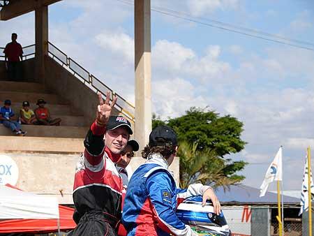 Kart: Pedro Rodrigues comemora Tri-Campeonato Brasileiro