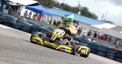 Kart: Renan Bussière venceu no Sul-Fluminense