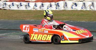 Kart: Targh 400 está pronta para o Brasileiro de Endurance