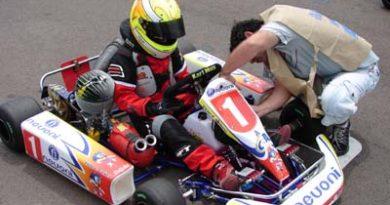 Kart: Victor Carbone inicia disputa pelo título Paulista
