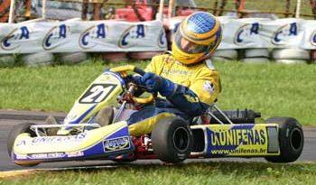 Kart: Victor Corrêa inicia temporada 2006 no Paulista Light