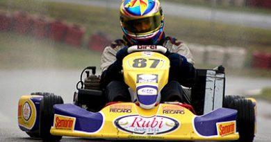 Kart: Victor Guerin conquista o título da Intercontinental na Granja Viana