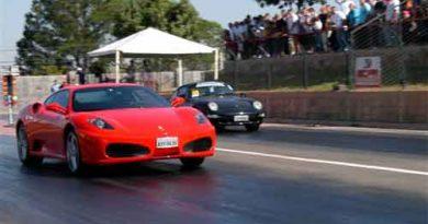 Arrancada: Desafio de carros importados agita ECPA no domingo