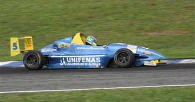 Fórmula SP: Victor Corrêa continua treinando para a corrida desse fim e semana