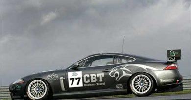 FIA GT3: Jaguar apresenta o novo XKR e é aguardado no Brasil