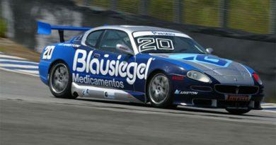 Trofeo Maserati: Urnhani vence 1a etapa do Maserati