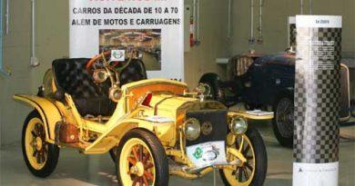 Outras: Wilsinho Fittipaldi abre o Clássicos de Competição com o primeiro Fórmula 1 brasileiro