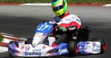 Kart: Henrique Lambert participa da Copa Petrobrás Sorriso Campeão