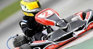 Kart: Banzoli estréia neste sábado na categoria Júnior