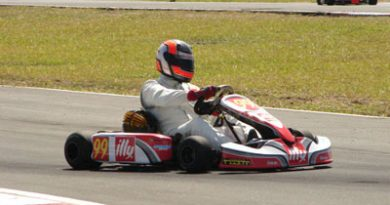 Kart: Sabiá Racing na luta por titulos brasileiros na Bahia