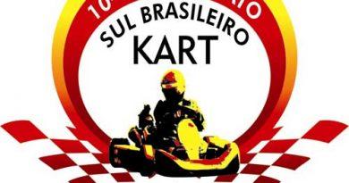 Kart: Abertas as inscrições para o 10º Sul-Brasileiro de Kart