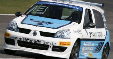 Copa Clio: Equipe W Racing domina último treino livre em Curitiba