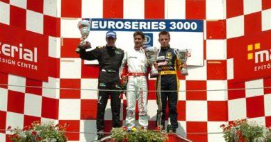 F-3000 Euroseries: Razia conquista primeiro pódio na categoria e sobe para quinto no campeonato