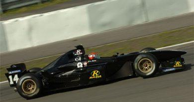 F3000 Euroseries: Razia faz melhor volta, mas não marca pontos na Alemanha