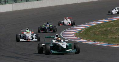 F-BMW: Tiago Geronimi termina em 9º corrida de sábado no Eurospeed Lausitz