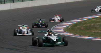 F-BMW Alemã: Tiago Geronimi conquista sua melhor posição em Norisring