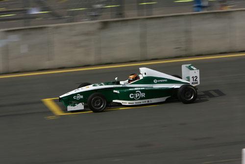 F-BMW Alemã: Tiago Geronimi faz boa corrida de recuperação e conquista seu melhor resultado