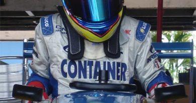 F-BMW: Ruiz Filho treina em Campo Grande visando a F-BMW Americana em 2008
