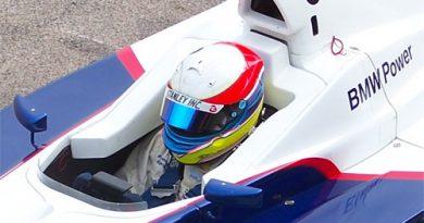 F-BMW: Ruiz Filho vira o jogo no segundo dia de testes na Espanha