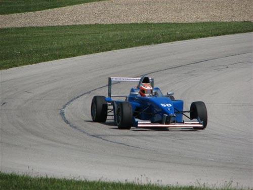 F-BMW: Vilarinho testa em Michigan e acerta detalhes para participar do Scholarship