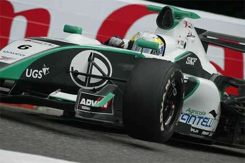 Outras: Cantarelli Jr. disputa outra prova de rua na Fórmula Master