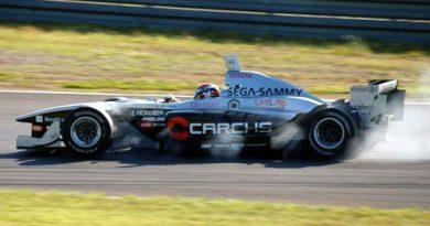 F-Nippon: João Paulo faz melhor corrida do ano
