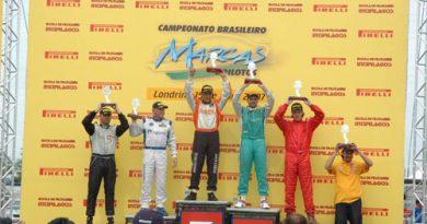 Brasileiro de Marcas e Pilotos: Competidor de Londrina vence em casa de ponta-a-ponta
