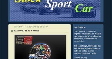 Informações: Blog StockSportCar volta ao ar