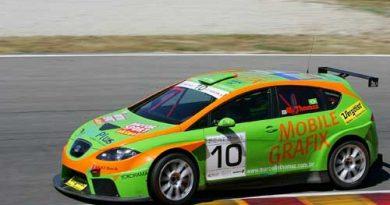 SEAT SuperCopa: Marcello Thomaz foi o 5º colocado na primeira prova de Mugello