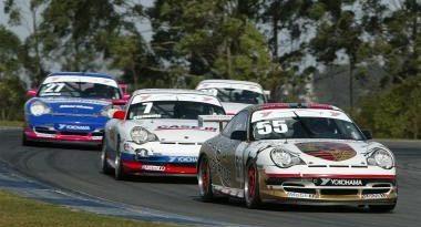 Porsche GT3 Cup: Lunardi e Baptista vencem em Curitiba