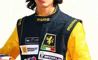 F-Renault Italiana: César Ramos teve que fazer prova de recuperação em Valência