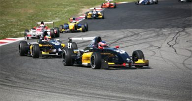F-Renault Italiana: César Ramos comemora 5º lugar em Misano