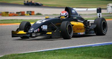 F-Renault Européia: Cesar Ramos encerra temporada com duas boas atuações em Portugal