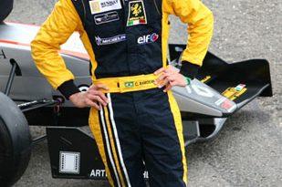 F-Renault Européia: César Ramos testa visando Europeu 2008 e disputa Trófeu de Inverno na Itália