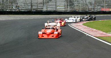 Spyder Race: Categoria completa a oitava rodada