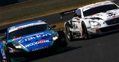 Super GT: João Paulo de Oliveira termina em décimo no Japão