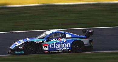 Super GT: João Paulo termina em quinto no Japão