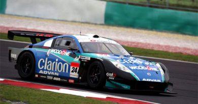 Super GT: João Paulo larga da quarta fila na última etapa da Super GT