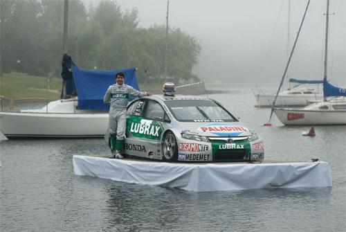 TC2000: Na Patagônia, Cacá Bueno começa marca a pole