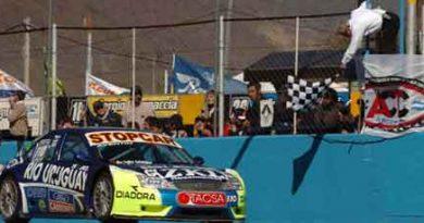 TRV6: Diego Aventin vence em Salta e é o novo líder
