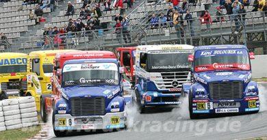 Truck Europeu: Na abertura da temporada, Markus Bösiger vence na Espanha